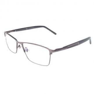 ecd75f8d9b You re viewing  Half Rim Eyeglasses Frame for Unisex Use Black and Brown ৳  12