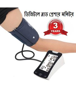 Digital Blood Pressure Monitor using in arm